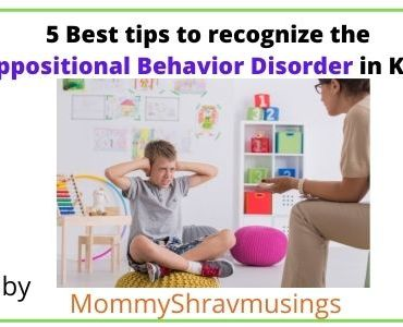 How to identify the Oppositional Behavior Disorder in Kids