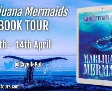 Book Tour, Book Review Marijuana Mermaid