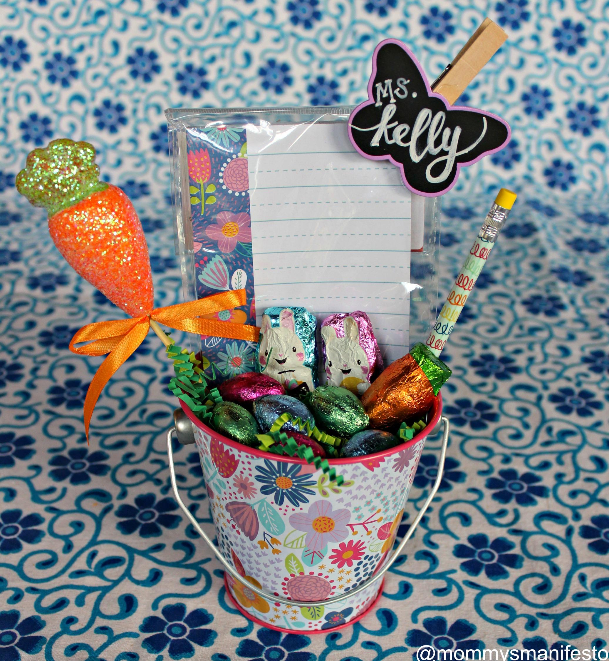 Easter Gift For Teachers Mommys Manifesto