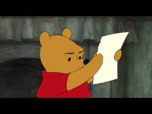 Pooh's Note