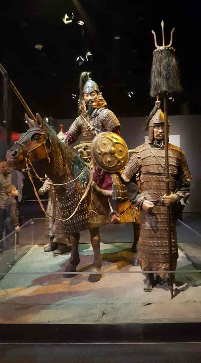 genghis khan exhibit