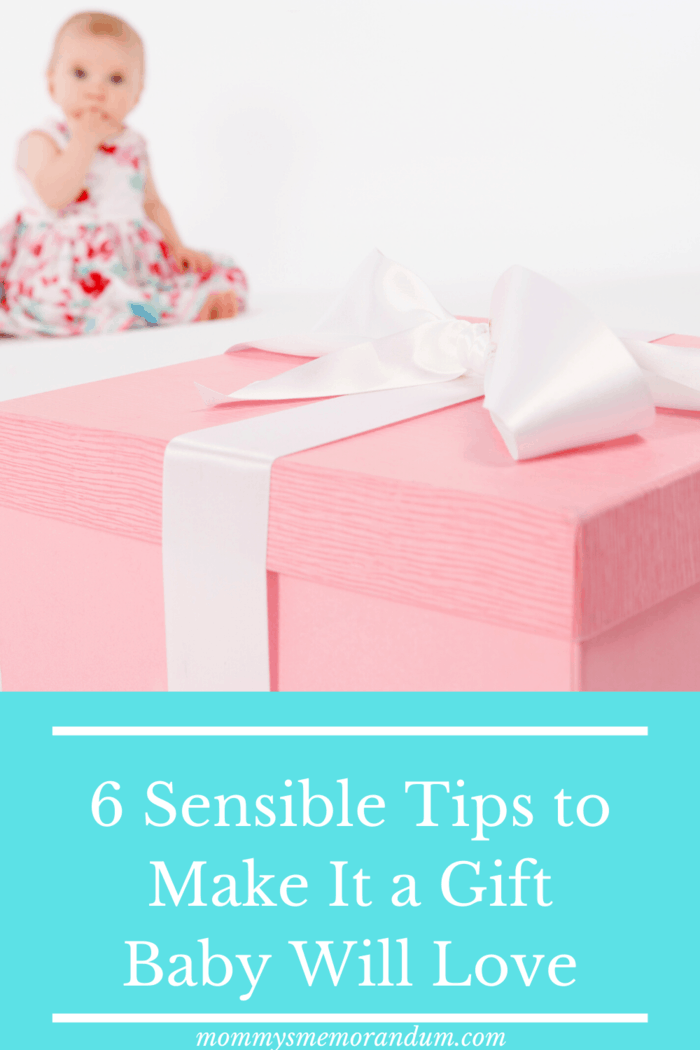 Whether your gift is something practical or something intended to be an heirloom this guide will help you select a thoughtful gift baby will love.