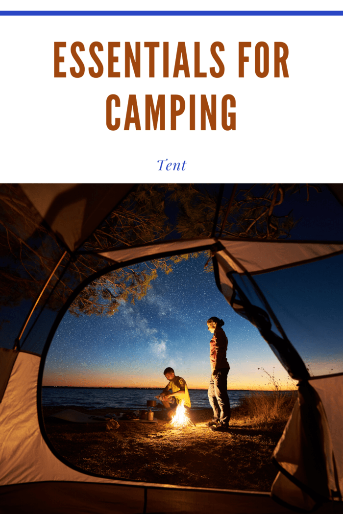 It would be a big mistake if you will forget one of the most important things used when camping, the tent.