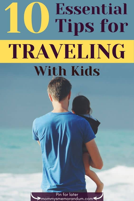 We walk you through the 10 best tips for traveling with children to help you get through the question and TSA Security and enjoy your travel.