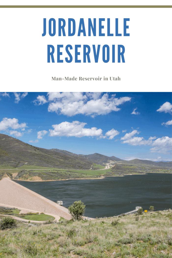 Jordanelle Reservoir A man-made reservoir that provides water play in the warmer months.
