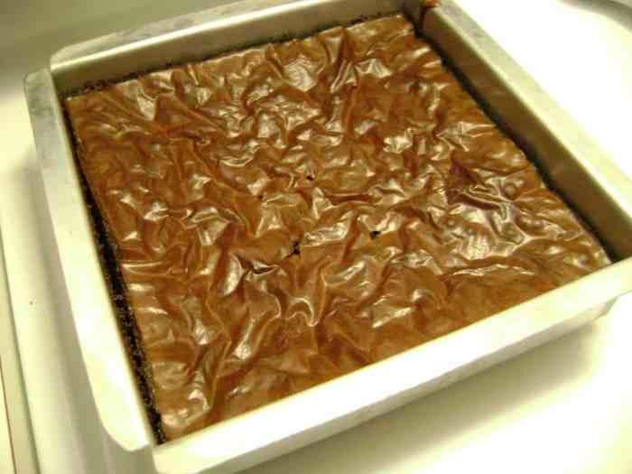 deceptive brownies