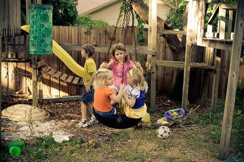 Backyard-Kids