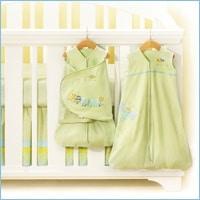 Halo Sleep Sack Crib Set Giveaway