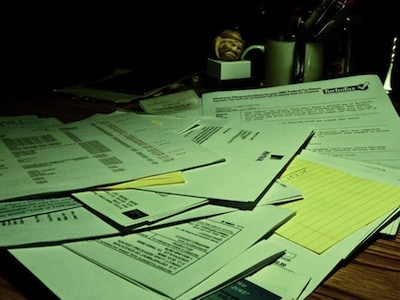 Top 5 Tax Prep Tips for Work-at-Home Moms