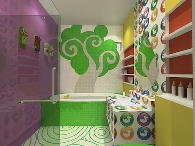 Kid's Bathroom
