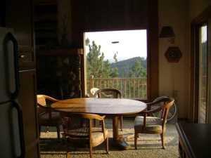 The Hytta Dining Room