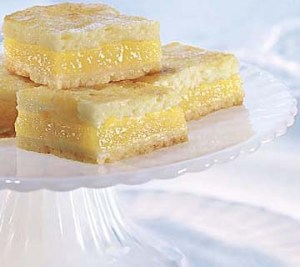 sweet sally's lemon bars