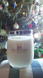 marquee candles, jewelry candles, giveaway