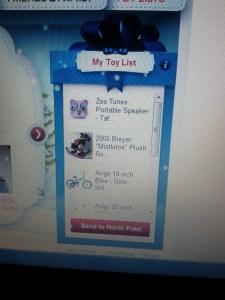 eBay Holiday Gifting App