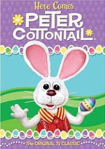 Here Comes Peter Cottontail DVD giveaway