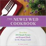 The newlywed cookbook robin miller review