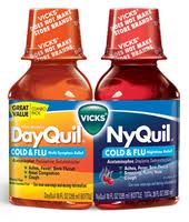 Vicks DayQuil and NyQuil is My Choice for Cold & Flu Season #spon