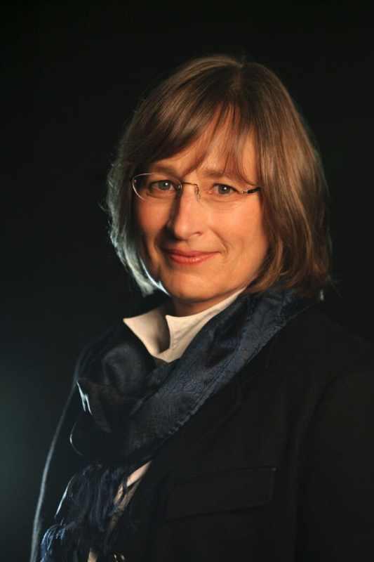 Director of Photography Sharon Calahan is photographed on September 17, 2013 at Pixar Animation Studios in Emeryville, Calif. (Photo by Deborah Coleman / Pixar)