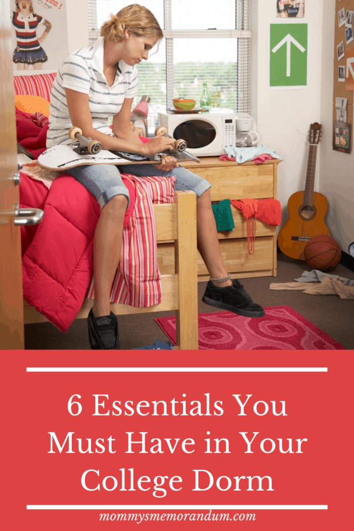 If you're planning to head off to college, you may be excited and nervous thinking about decorating your dorm room.