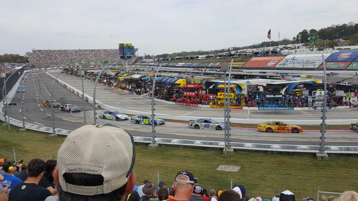 NASCAR Sprint Cup Martinsville Speedway