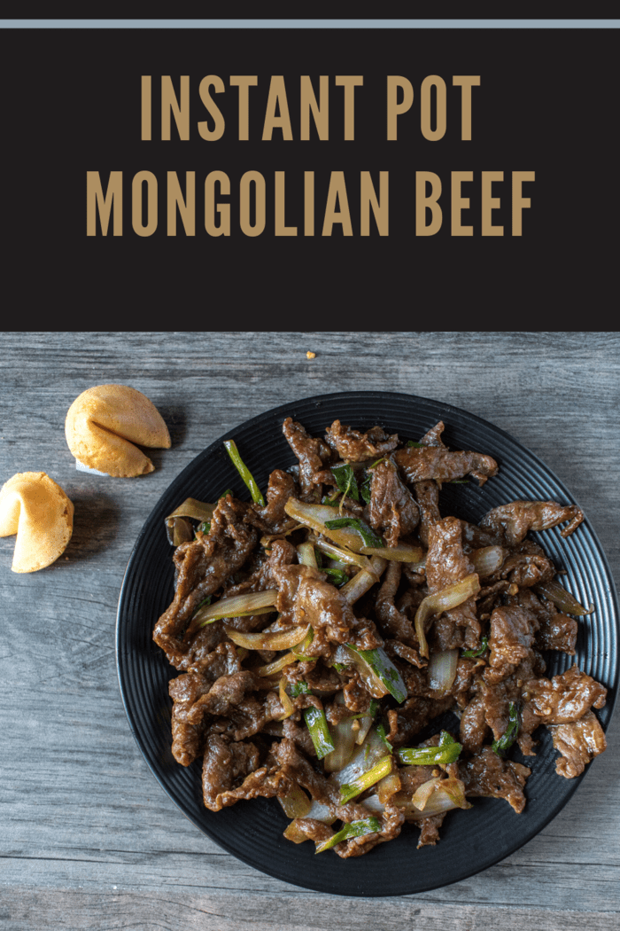 Forget take-out this Instant Pot Mongolian Beef Recipe will be on your weekly rotation time after time.