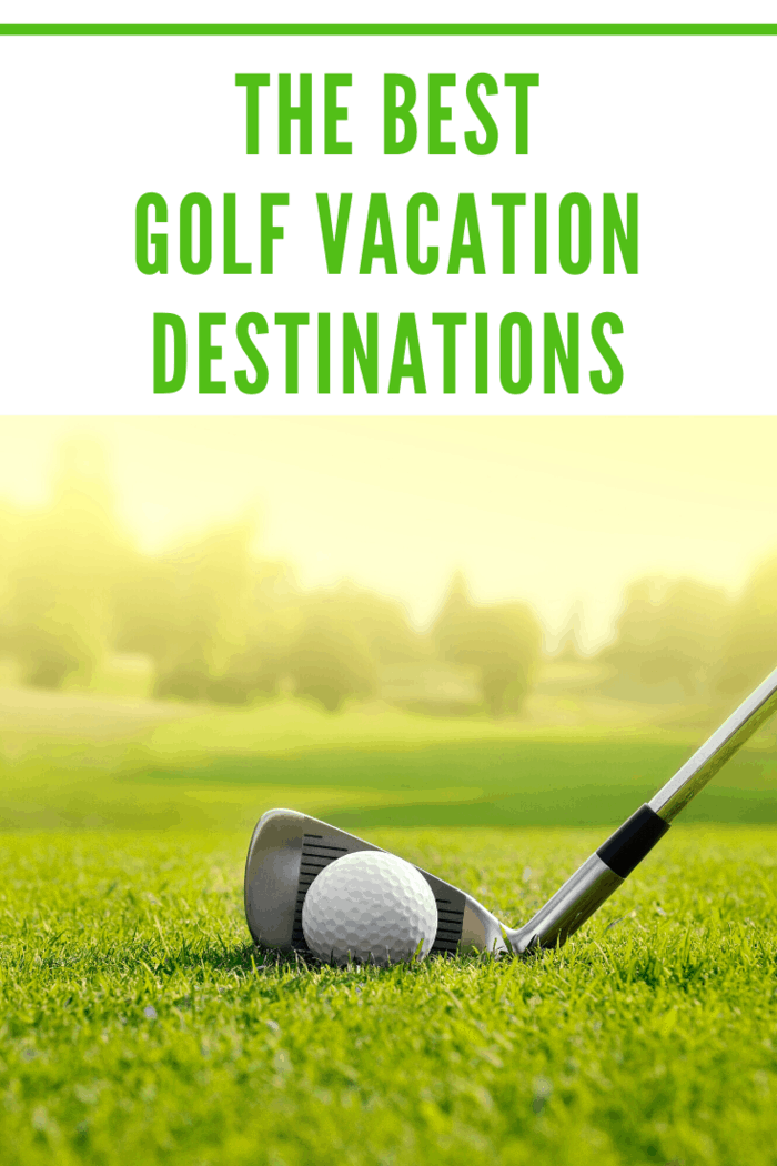 Golfers never run out of holiday destinations around the globe with many outstanding golf courses that can be found in various countries around the world.