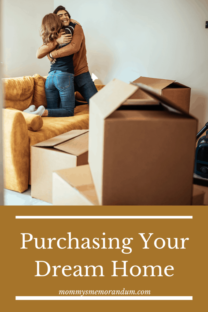 When it comes to purchasing that dream home, start planning early.