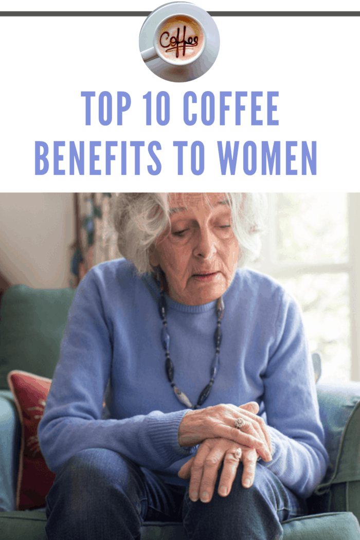 coffee benefits include reducing the risk of Parkinson's