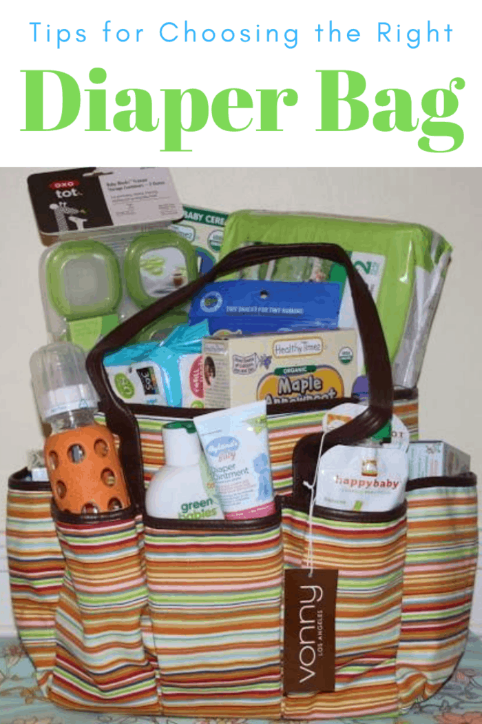 We cover some of the most important factors to take into account when purchasing a diaper bag. Here is everything you need to know to choose the right diaper bag.