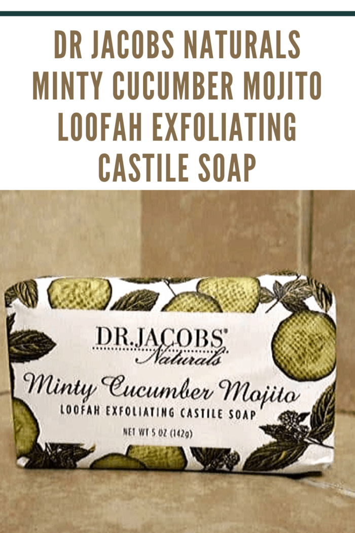 Dr. Jacob Naturalsbar soapand face and body wash are available in a variety of scents.
