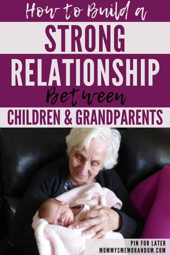 If you want your children to have a strong relationship with their grandparents, then you should check some of the following tips.