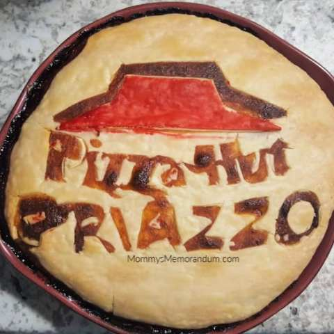 Copy Cat Pizza Hut Priazzo Pizza