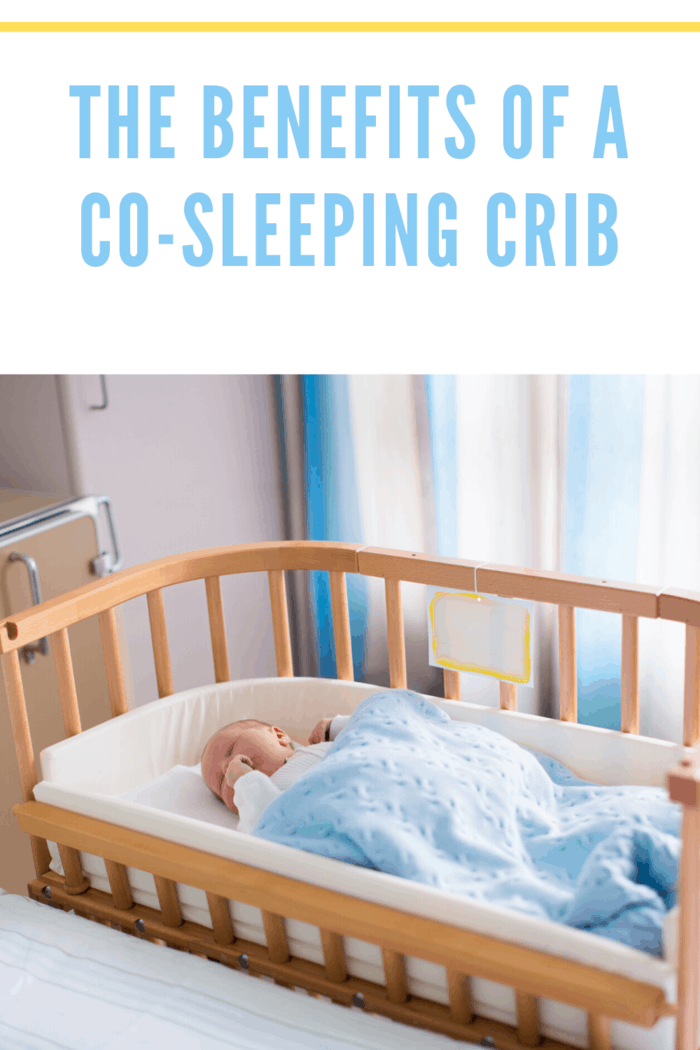 Co-sleeper beds offer more sleep for both babies and their parents.