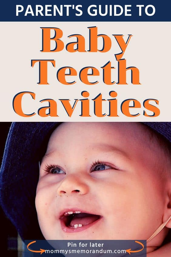 Although parents can't prevent all the damage that may be done to baby teeth, there are a few things that you can do to lower the possibility of your child having baby teeth cavities.