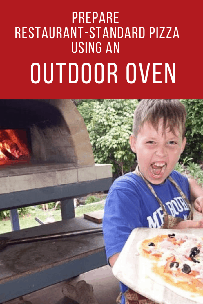 invest in a high-quality outdoor pizza oven, and impress your guests with this delicious Italian food.