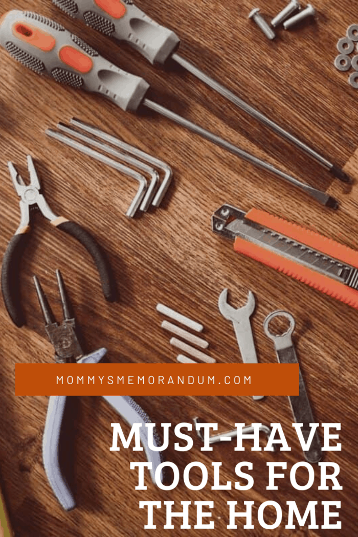 Let's take a look at the must-have tools you 'must-have' in your home, from drills to hammers and a few in-betweens to keep you creating!