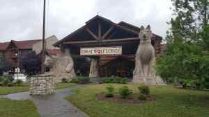 Great Wolf Lodge-Williamsburg for a Howling Good Time