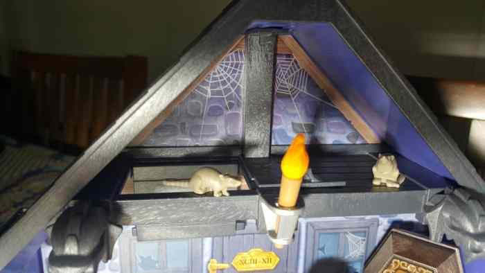 playmobil take along haunted house