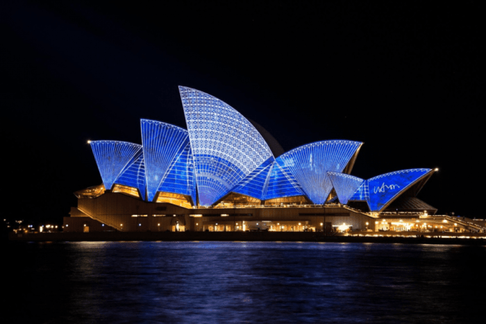 australia first choice for holiday