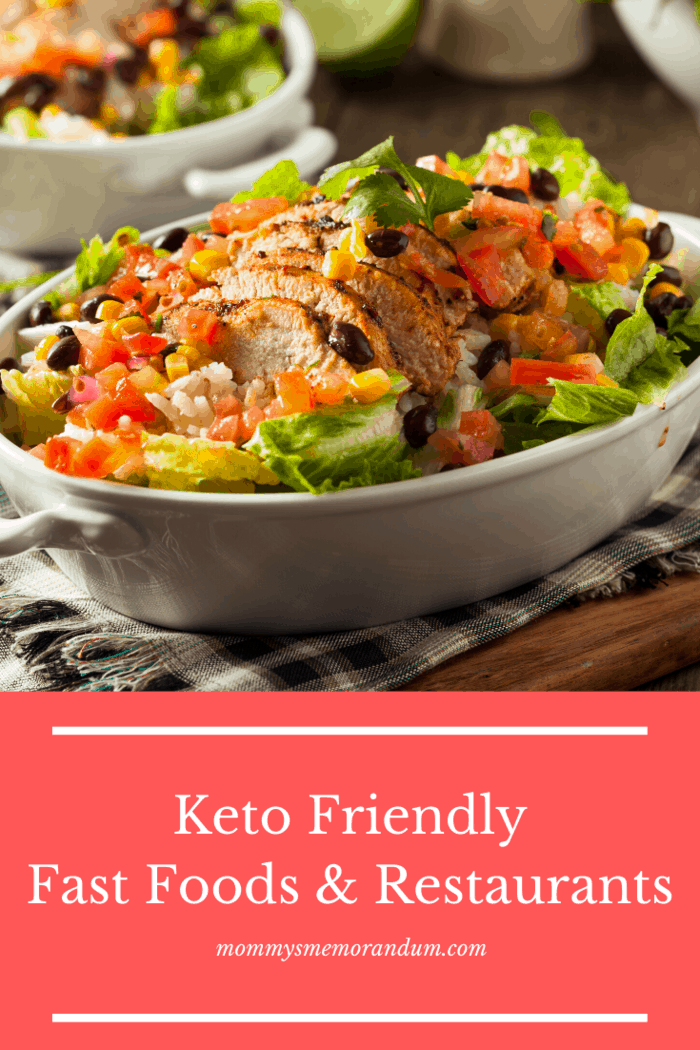 Without the shells and tortillas, these make for a low-carb, high-fat meal to help you stay full till dinner time.