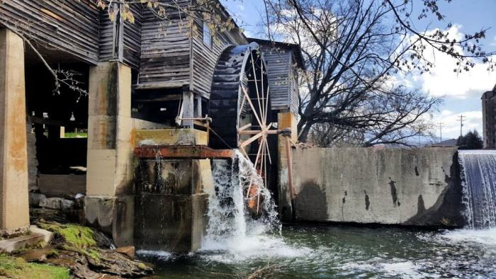 old mill pigeon forge