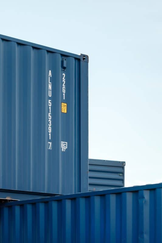 Rent or Buy Conex Containers on Sale for Storage