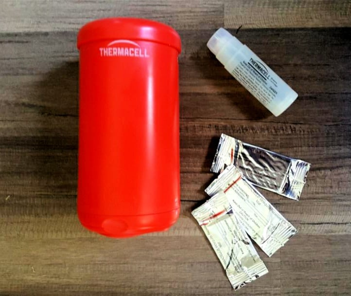 thermacell patio shield mosquito