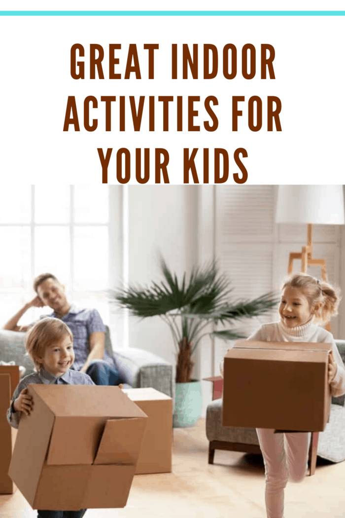 Find more ways to occupy the minds of your little here with these indoor activities for kids.