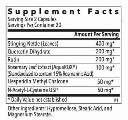 allurtica ingredients