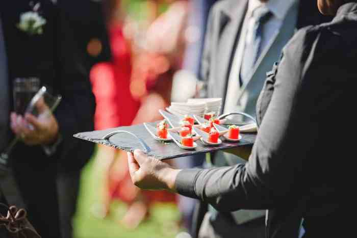 The Best part of a Corporate Event—the Catering
