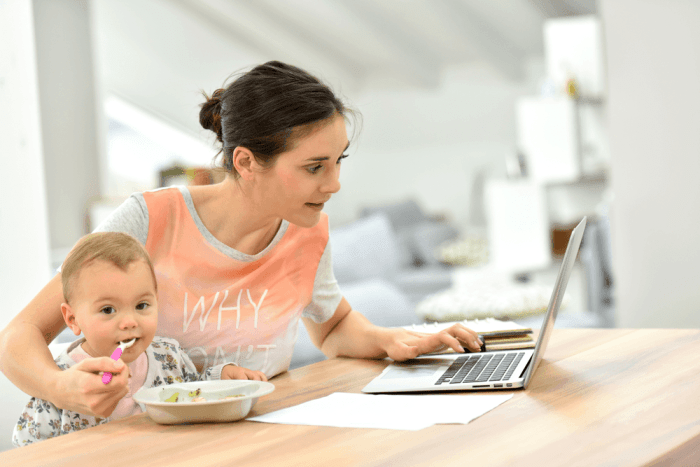 5 Common Strategies of Effective Work-at-Home Parents