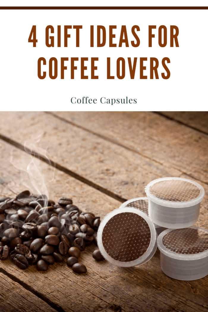 coffee capsulesI wa