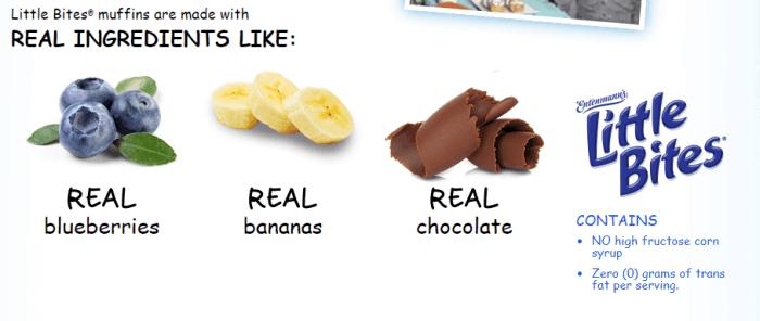 entenmann's little bites flavors