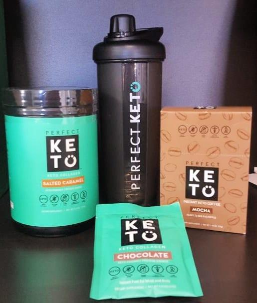 perfect keto starter pack